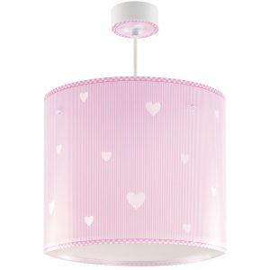 Ango 62012 S - Sweet Dreams Pink κρεμαστό παιδικό φωτιστικό οροφής