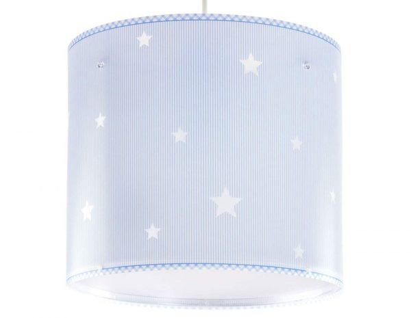 Παιδικό φωτιστικό οροφής σχεδιασμένο για γενικό φωτισμό. Φωτίζει και προσθέτει διασκεδαστικό χαρακτήρα και χρώμα σε κάθε παιδικό υπνοδωμάτιο. Παρέχει ομοιόμορφο και άπλετο φωτισμό δημιουργώντας περιβάλλον που ενθαρρύνει τα παιδιά να επιδοθούν σε ό