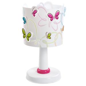 Butterfly φωτιστικό κομοδίνου με πεταλούδες που εξέχουν ango 62141