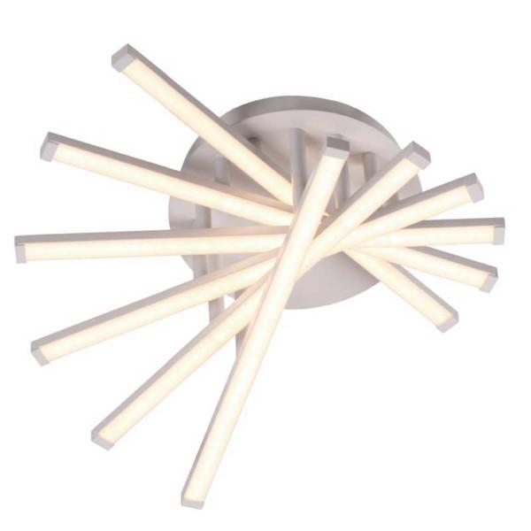 6310191/2-56-Φωτιστικό LED 48W Josey Μεταλλικό Ψυχρό Φως 955JOSEY48W