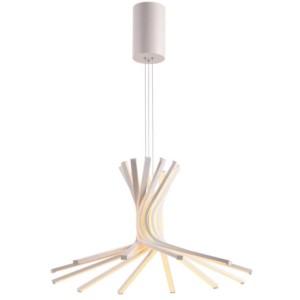 Φωτιστικό LED 156W Josey Μεταλλικό Θερμό Φως 955JOSEY156P