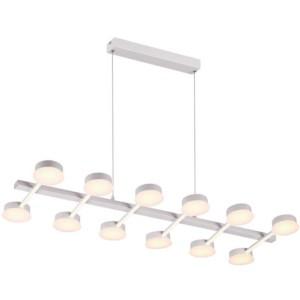 Φωτιστικό LED 108W Azzar Μεταλλικό 955AZZAR108