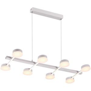 Φωτιστικό LED 72W Azzar Μεταλλικό 955AZZAR72