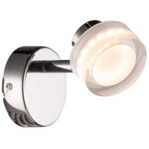Απλίκα LED 5W Cameo Μεταλλικό 955CAMEO5W
