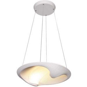 Φωτιστικό LED 40W Shell Πλαστικό 955SHELL1P
