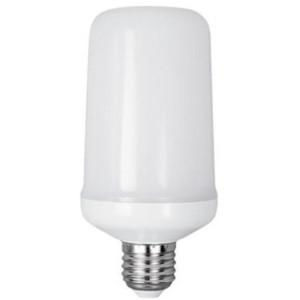 Λάμπα LED Flame 1.5-5W E27 200lm 1500-1800K Εφέ Φλόγας ELMARK 99LED851