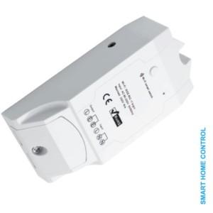 Ασύρματος Smart WiFi Διακόπτης Ελέγχου Θερμοκρασίας και Υγρασίας Elmark 195002 16A