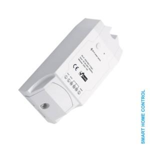 Ασύρματος Smart WiFi Διακόπτης Δικάναλος Elmark 195004 2 x10A