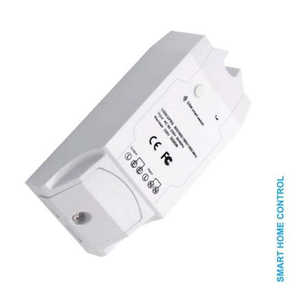 Ασύρματος Smart Διακόπτης Elmark 195005 16Α για Δίκτυο GPRS / GSM