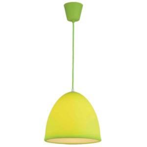 Φωτιστικό Κρεμαστό JOY Σιλικόνης Πράσινο 955JOY1/GR