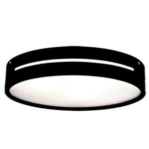 Φωτιστικό 3Φ Donna Μαύρο Ξύλο Μεταλλικό Classic 955Donna3