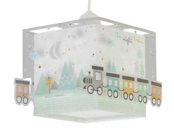 Καλωσορίστε το παιδί σας σε ένα δωμάτιο πλημμυρισμένο από μαγεία με αυτό το παιδικό φωτιστικό οροφής διπλού τοιχώματος κατάλληλο για γενικό φωτισμό. Προσθέτει διασκεδαστικό χαρακτήρα και χρώμα σε κάθε παιδικό δωμάτιο ακόμα και στο σκοτάδι με τα τυπωμένα στο εξωτερικό του τοίχωμα φωσφορίζοντα μέρη. Παρέχει ομοιόμορφο και άπλετο φωτισμό δημιουργώντας περιβάλλον που ενθαρρύνει τα παιδιά να επιδοθούν σε ότι τους αρέσει περισσότερο – διασκέδαση και δημιουργικότητα! Απόλυτα ασφαλές ώστε τα παιδιά να μπορούν να μελετήσουν