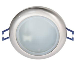 Σποτ Οροφής Χωνευτό Μπάνιου Σατινέ IP44 12V Elmark 92627/SN