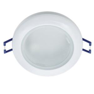 Σποτ Οροφής Χωνευτό Μπάνιου Λευκό IP44 12V Elmark 92627/W