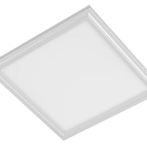 LED Panel 48W Τετράγωνο 60x60cm 4000K Αλουμίνιο ELMARK