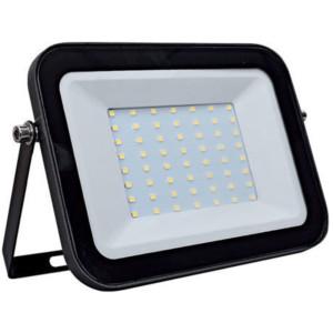 Προβολέας LED SMD 100W Μαύρος 5-5500K Ψυχρό 8000 lumens IP65 Elmark 98HELIOS100
