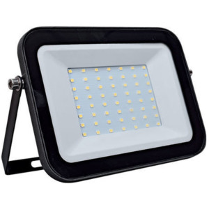 Προβολέας LED SMD 150W Μαύρος 5-5500K Ψυχρό 10000 lumens IP65 Elmark 98HELIOS150