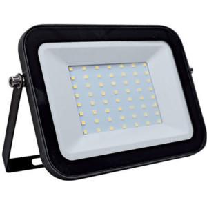 Προβολέας LED SMD 20W Μαύρος 5-5500K Ψυχρό 1600 lumens IP65 Elmark 98HELIOS20