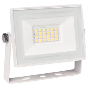 Προβολέας LED SMD 20W Λευκός 4000K Ουδέτερο 1600 lumens Elmark 98HELIOS20/WH