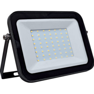 Προβολέας LED SMD 30W Μαύρος 5-5500K Ψυχρό 2400 lumens IP65 Elmark 98HELIOS30