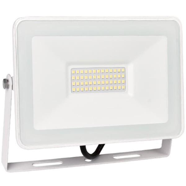 Προβολέας LED SMD 50W Λευκός 4000K Ουδέτερο 4000 lumens Elmark 98HELIOS50/WH