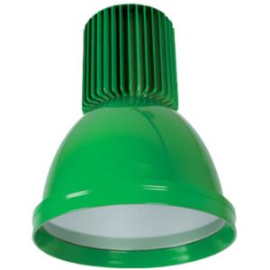 Καμπάνα Πράσινη Αλουμινίου LED Βιομηχανικό φωτιστικό 30W 2400lms IP20 5500K Ψυχρό Elmark 98MINICOL-GR