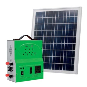 HOME SOLAR POWER SYSTEM 500W/18V 150W SET Elmark 98SOL500