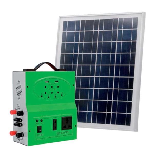 HOME SOLAR POWER SYSTEM 500W/18V 150W SET Elmark 98SOL500