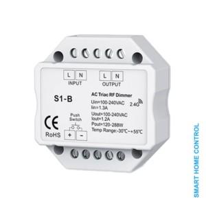Ρεοστάτης με RF για φάση AC ρεύματος για ένα Κανάλι X 1