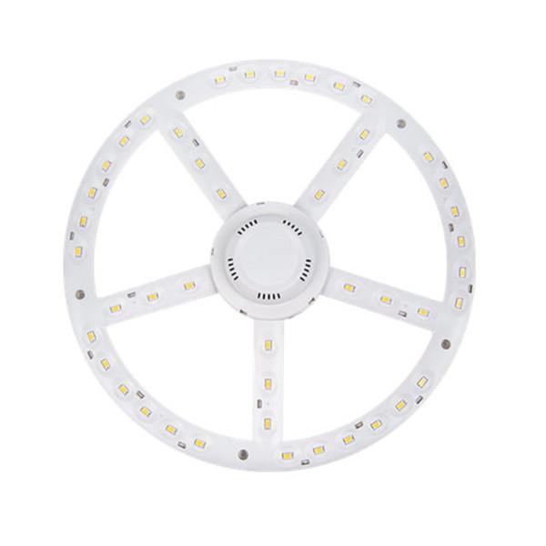 LED Mould Για Φωτιστικά Οροφής Κυκλικά 9W 230V AC 900lms 4000K Elmark 99LED766