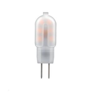 Λάμπα LED 12V G4 1.2W 100lms 3000K Θερμό Λευκό IP20 Elmark 99LED813