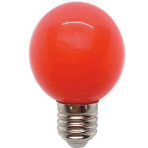 Λάμπα LED Σφαιρική 3W 230V E27 Κόκκινη Elmark 99LED825