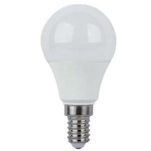 Λάμπα LED P45 Globe/Σφαιρική 8W E14 800lm 4000K Ουδέτερο Λευκό ELMARK 99LED912