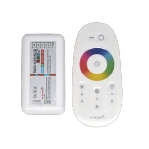 Controller 12-24V DC Για LED RGB Ταινίες IP20 Elmark 99RGB4W