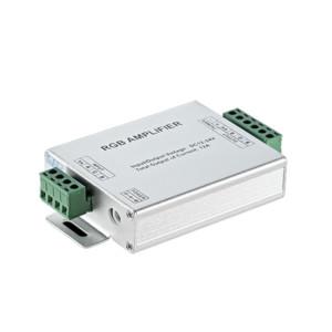 Ενισχυτής 12-24V DC 12A 144W Για LED RGB Ταινίες IP20 Elmark 99RGBAMPLIFIER