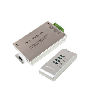 4 Πλήκτρα Controller 12-24V DC RF Για LED RGB Ταινίες IP20 Elmark 99RGBCONTROL