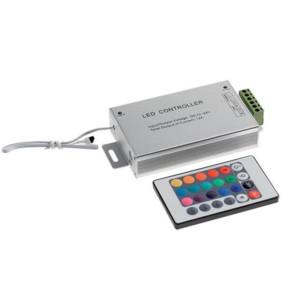 Controller 12-24V DC Για Διαχείριση Αφής Για LED RGB Ταινίες IP20 Elmark 99RGBCR3