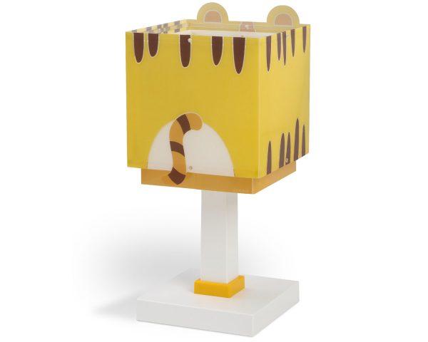 Κλασικής σχεδίασης παιδικό φωτιστικό κομοδίνου διπλού τοιχώματος. Προσθέτει διασκεδαστικό χαρακτήρα και χρώμα σε κάθε παιδικό δωμάτιο. Παρέχει ομοιόμορφο