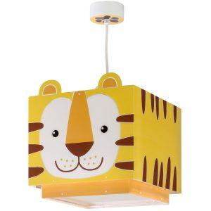 Ango 64562 - Little Tiger κρεμαστό παιδικό φωτιστικό οροφής διπλού τοιχώματος