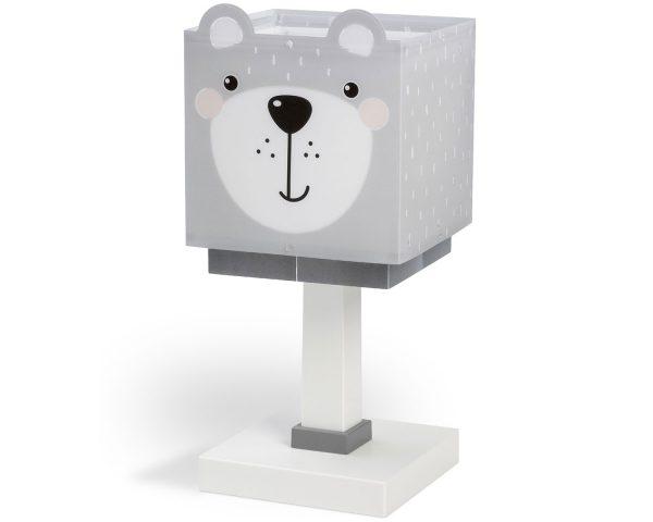 Ango 64571 - Little Teddy κομοδίνου παιδικό φωτιστικό διπλού τοιχώματος