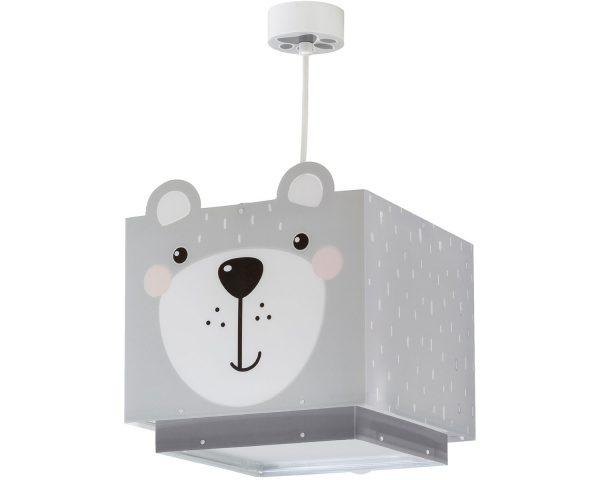 Ango 64572 - Little Teddy κρεμαστό παιδικό φωτιστικό οροφής διπλού τοιχώματος