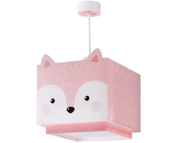 Ango 64582 - Little Fox κρεμαστό παιδικό φωτιστικό οροφής διπλού τοιχώματος