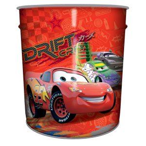 Ango 66544 - Cars Disney κάδος άχρηστων μεταλλικός