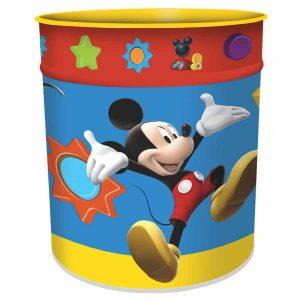 Ango 6670 - Mickey Mouse κάδος αχρήστων μεταλλικός