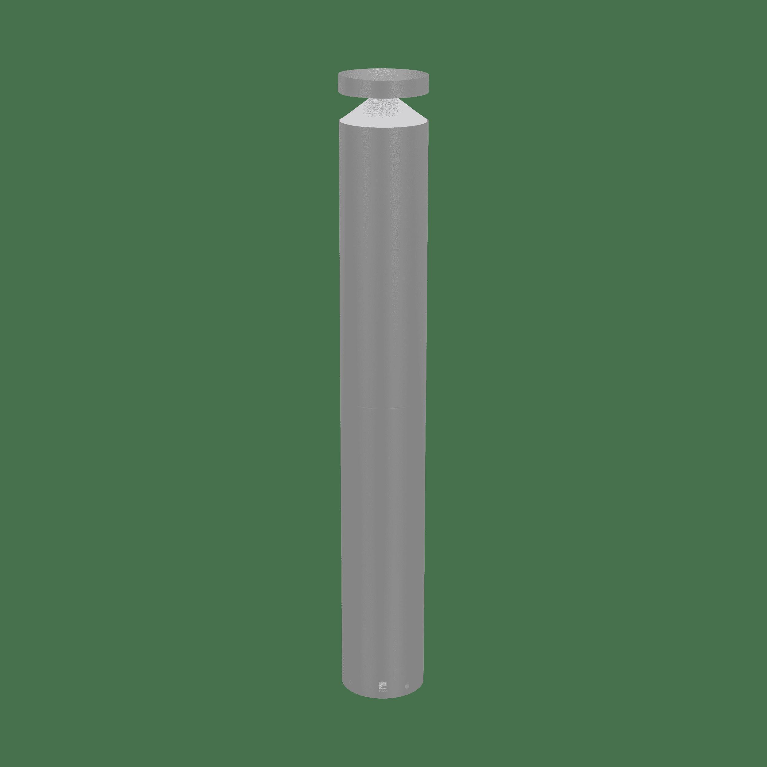 LED-ΚΟΛΟΝΑ ΕΞ.ΧΩΡΟΥ ΑΣΗΜΙ MELZO - 97302 - EGLO