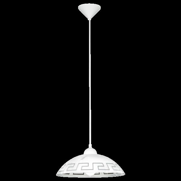ΚΡΕΜΑΣΤΟ ΦΩΤΙΣΤΙΚΟ / 1 Ø350 M.ANTIK ΝΤΕΚΟΡ WS / ΚΑΦΕ VETRO - 82786 - EGLO