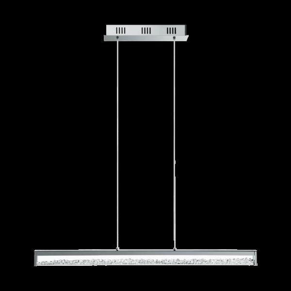 LED - ΚΡΕΜΑΣΤΟ ΦΩΤΙΣΤΙΚΟ ΧΡΩΜΕ / ΔΙΑΦΑΝΟ CARDITO - 90929 - EGLO