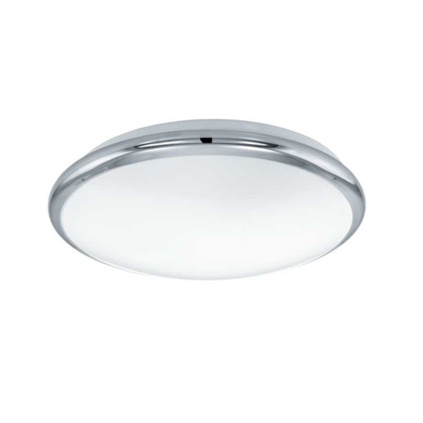 LED-ΦΩΤΙΣΤΙΚΟ ΟΡΟΦΗΣ Ø300 ΧΡΩΜΕ/ΛΕΥΚΟ MANILVA - 93496 - EGLO