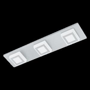 LED-ΦΩΤΙΣΤΙΚΟ ΤΟΙΧΟΥ / ΟΡΟΦΗΣ / 3 ALU-GEB / SAT.MASIANO - 94507 - EGLO