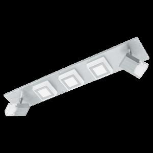 LED-ΦΩΤΙΣΤΙΚΟ ΤΟΙΧΟΥ / ΟΡΟΦΗΣ / 3+2 ALU-GEB / SAT.MASIANO - 94511 - EGLO